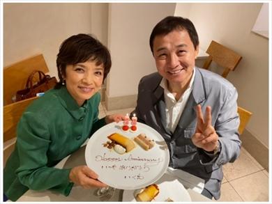 渡辺徹 榊原郁恵 夫婦 ブログ 結婚記念日 結婚33周年