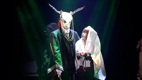 魔法使いの嫁 老いた竜と猫の国 まほよめ 工藤遥 舞台