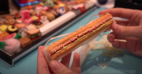 かわいけれど打ちにくそうな食べ物キーボードがすごい ピザやレモンのキーを手作りしたこだわりの仕上がり
