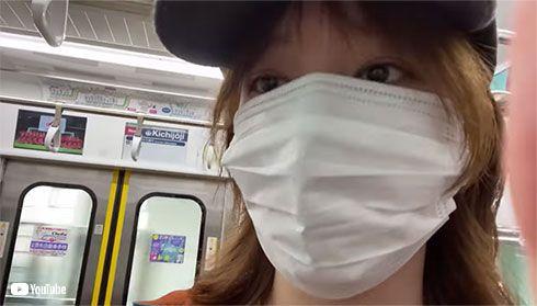 本田翼 吉祥寺 電車