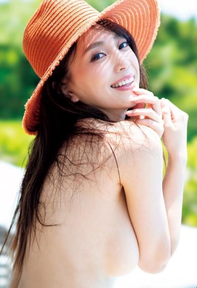 深田恭子 深キョン 週プレ 週刊プレイボーイ グラビア 写真 葉月つばさ 坂口風詩 あまつまりな あまつ様