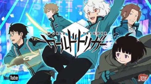 ワールドトリガー 東映アニメーション NUMAnimation ガロプラ