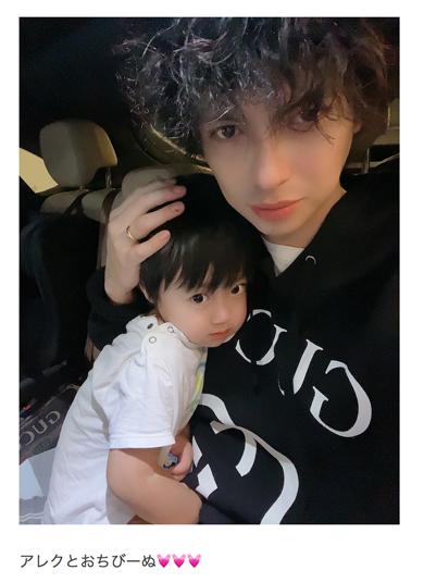 川崎希 出産 アレクサンダー 第2子女児