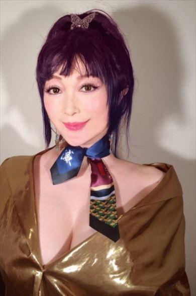 叶姉妹 叶美香 叶恭子 鬼滅の刃 コスプレ 無限列車編 劇場版