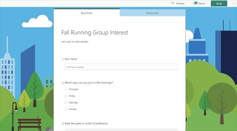 Microsoft Forms