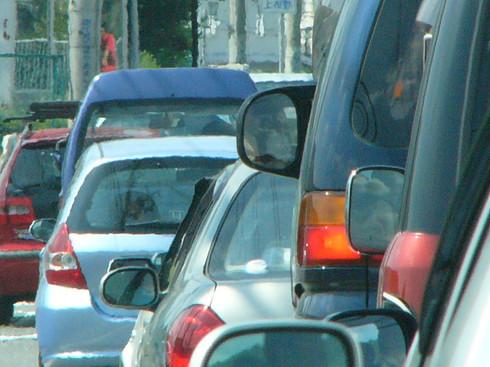 渋滞 ファスナー合流
