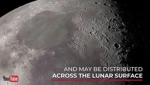 NASA、月面に多くの水分子を発見 月での生活に活用できる可能性さぐる