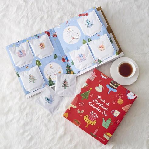 アフタヌーンティーのクリスマス