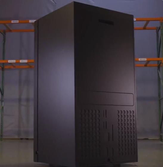 xbox Series X Microsoft 冷蔵庫
