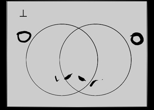 トリックオアトリートとカボチャのベン図でよくわかる 「ハロウィンで分かる論理演算」が直感的でイメージしやすい