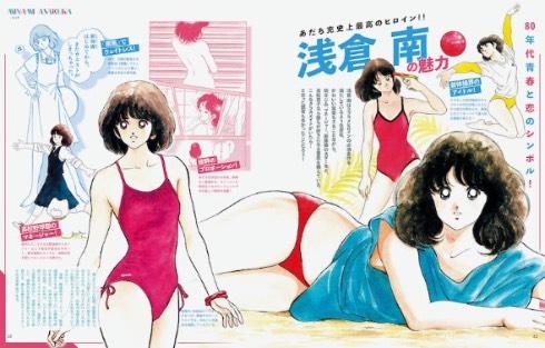ラブコメヒロイン大解剖 80's少年マンガ編