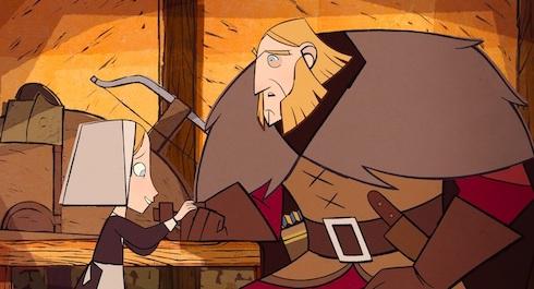 アニメ映画「ウルフウォーカー」が大傑作である「5つ」の理由。「もののけ姫」に通ずる理由はこれだ!
