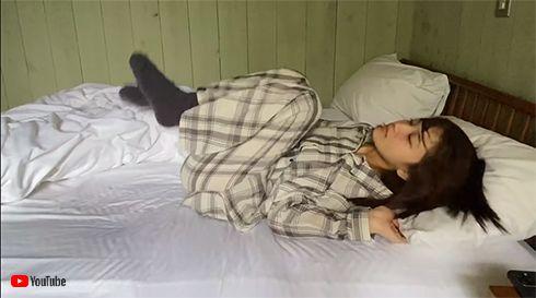 川口春奈 モーニングルーティーン 二度寝 寝起き 極主婦道 すっぴん ナレーション ツッコミ