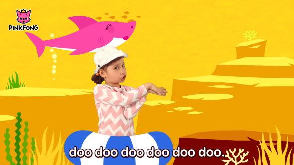 YouTube 再生数 1位 Baby Shark ベイビーシャーク さめのかぞく pinkfong 韓国