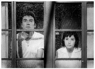 高橋英樹 吉永小百合 霧の夜の男 映画 18歳 10代 ブログ