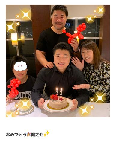 北斗晶 長男 佐々木健介 誕生日