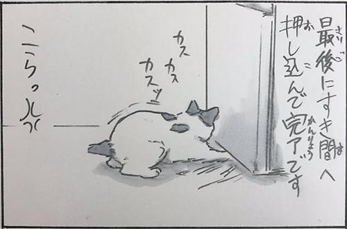 猫のお仕事8枚目