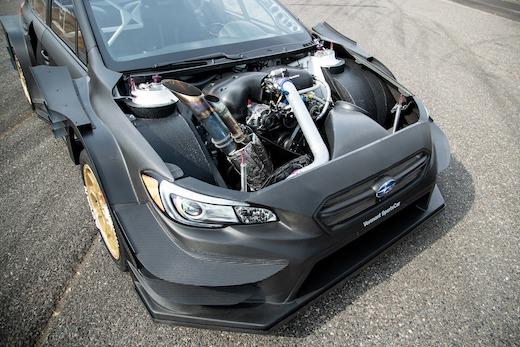 ジムカーナ トラビス・パストラナ ケン・ブロック スバル WRX STI