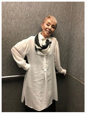 研ナオコ りりィ 私は泣いています 肺がん ブログ