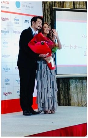 LiLiCo 小田井涼平 純烈 いい夫婦 パートナー・オブ・ザ・イヤー2020 ブログ