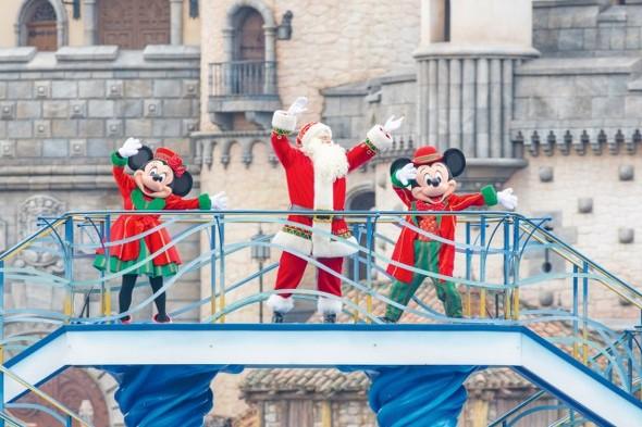 ディズニークリスマス