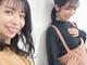 「すっかり優しいお母さんの顔」 三倉佳奈、妊娠後期迎えた姉・茉奈の大きくなったおなかの様子伝える