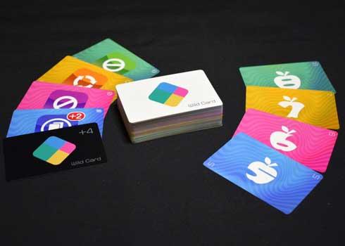ガチャ やらかした気分 UNO風 カードゲーム 廃課金USO プリペイドカード