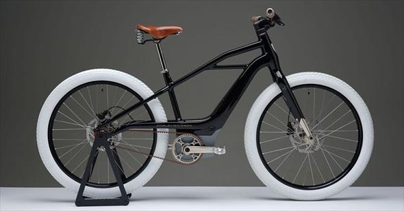 ハーレーダビッドソン初の電動自転車「Serial 1」