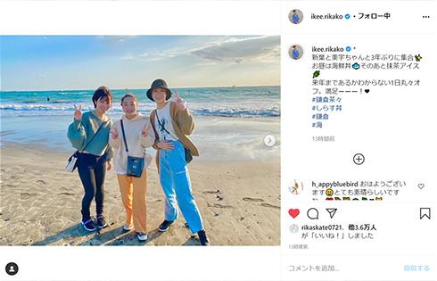 オリンピック メダリスト 競泳 池江璃花子 フィギュア 樋口新葉 卓球 平野美宇 インスタ Instagram