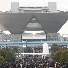 コミケ コミックマーケット 開催 準備会