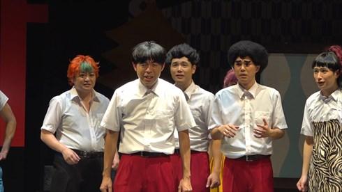 奇面組 舞台 ハイスクール 平野良 寺山武志 もう中学生 ジョイマン 和田まあや