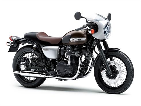 カワサキ W800CAFE
