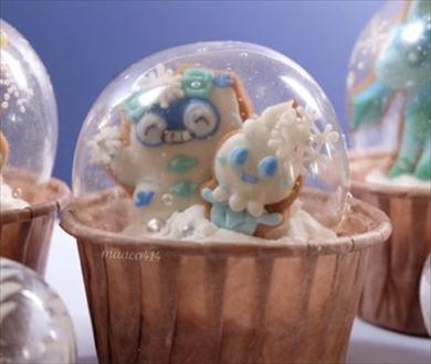 ポケモン ロコン アイシングクッキー おいしい かわいい kawaii