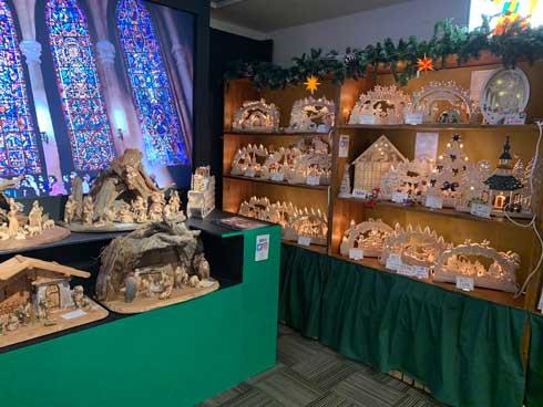 銀座 教文館 9階 ハウス・オブ・クリスマス オーナメント
