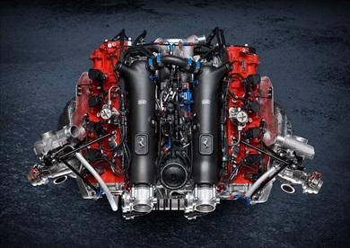 フェラーリ 488 GTM
