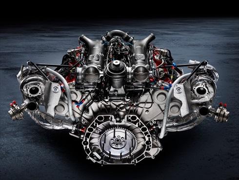 フェラーリ「488GT モディフィカータ」