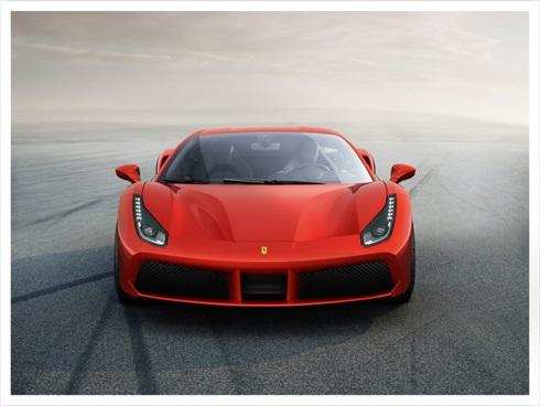 フェラーリ「488GTB」