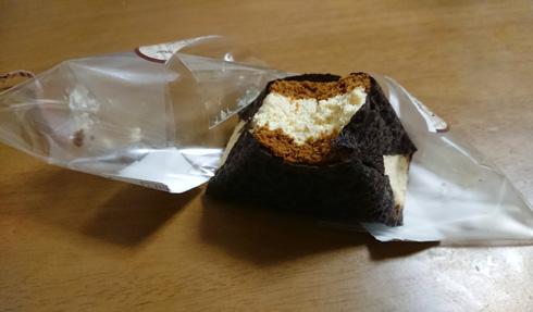 おむすびケーキ・ティラミスの中身