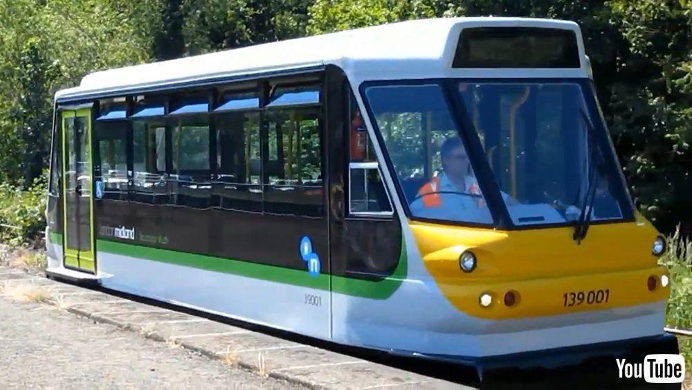 イギリス鉄道139形気動車