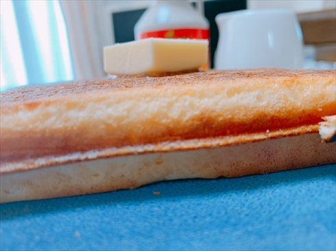 ホットサンドメーカー ホットケーキ