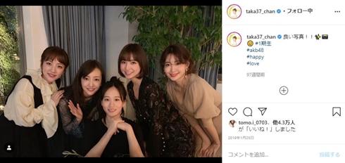 高橋みなみ 板野友美 AKB48 1期生 神7