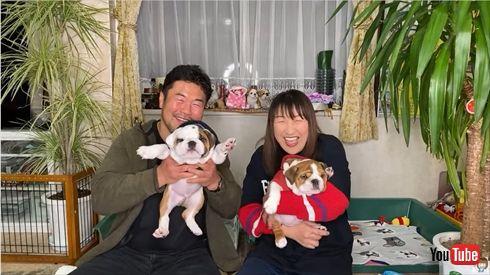 北斗晶 佐々木健介 ブルドック 梅田 鈴 ブログ YouTube