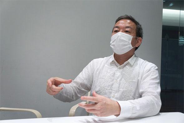 宮崎吐夢さん Flashインタビュー