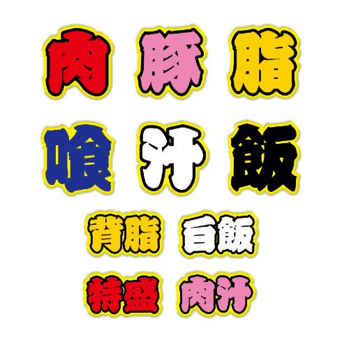 グルメバッジ カロリー編