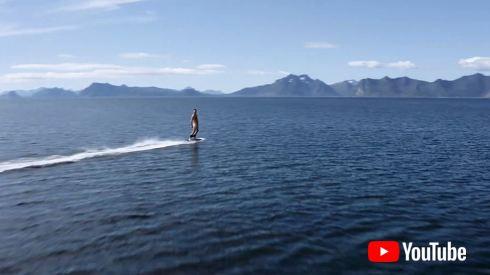 電動ジェットボート radinn