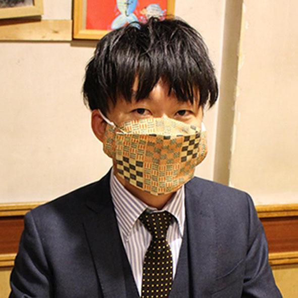 食事用マスク