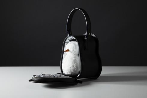 雪だるま専用バッグ