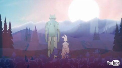 YOASOBI Ayase ikura 怪物 BEASTARS
