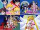 アマプラ見放題にアニメシリーズの「セーラームーン R」「S」「SuperS」「セーラースターズ」が追加