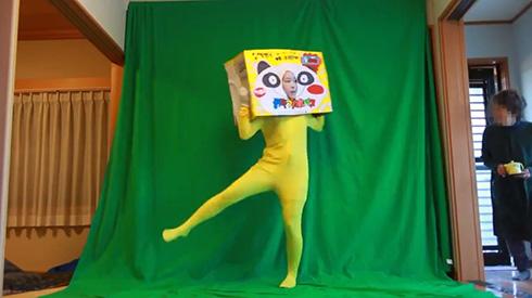 「お茶にしよー」→「…!?(絶句)」 おやつカルパス姿で踊ってみた撮影中に起きた親フラに笑いが止まらない